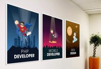 Information Jet Art recruited DEVELOPER web developers