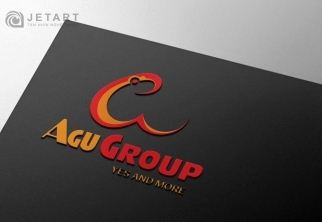 JETART Completed and handed over the Logo and Name Card to AGU GROUP.