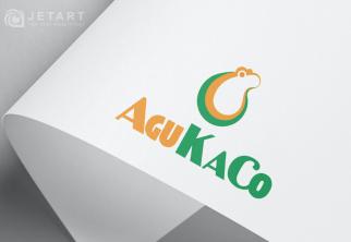 JETART Đã hoàn thành và bàn giao Logo cho Đơn vị AGUKACO.