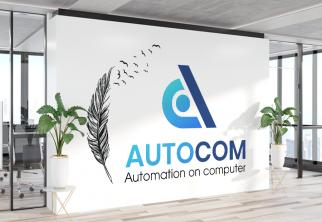 JETART Đã hoàn thành và bàn giao Logo cho Đơn vị AUTOCOM