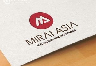 JETART has handed over the Logo & Brand Identity to MIRAI ASIA Unit