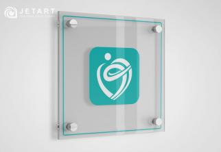 JETART has transferred Logo and Name Card to Hospital Unit 199.