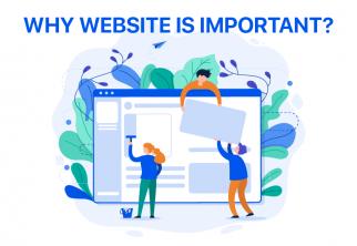 Tại sao Doanh nghiệp cần thiết kế Website?