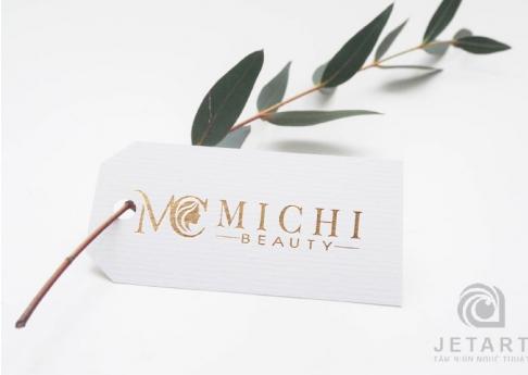 Logo - Name Card Michi