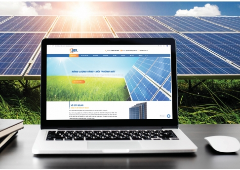 Website solar energy STP Solar
