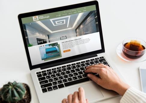 Website trần thạch cao Sang Thành Phát