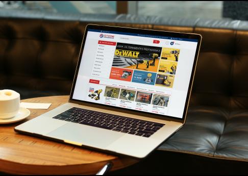 Website Store Công Nghệ